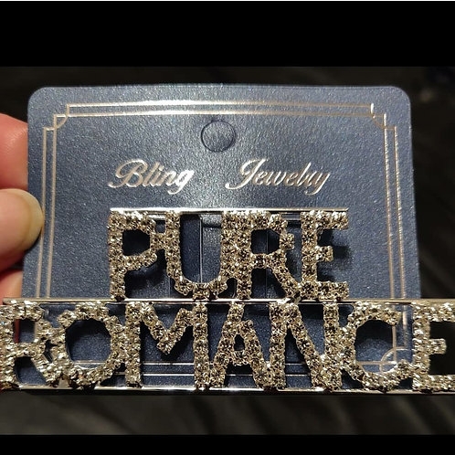 Pure Romance Pin