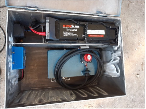 C-Quip Battery Box