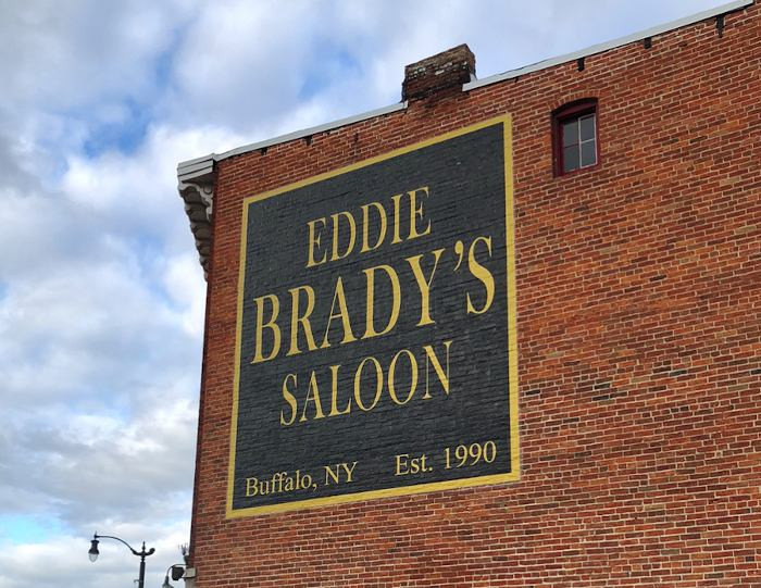 Eddie Brady's