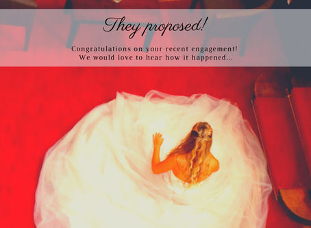 So they proposed, now what?
