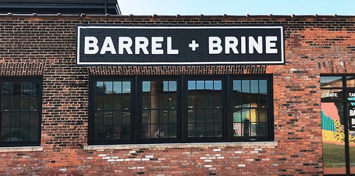 Barrel + Brine