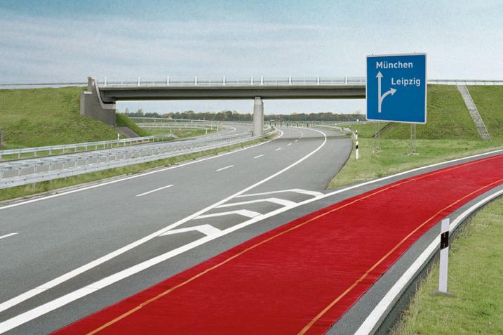 TLG Motiv Autobahn