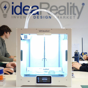 Idea Reality: Rapid prototyping and the art of failing forward