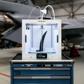 Reaching New Heights: 3D Printing and Aerospace