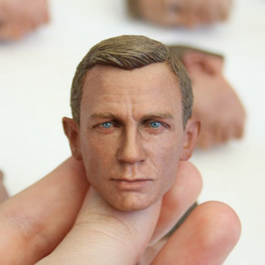Hyper-Realistic Sculptures with ZBrush and 3D Printing