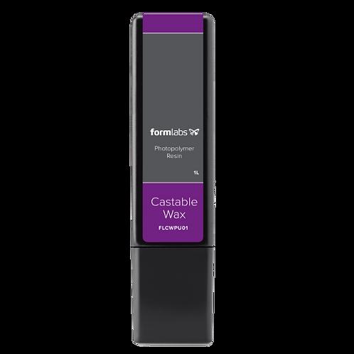 Castable Wax Resin 1L Cartridge   (Form 2/3/3B)(V1)