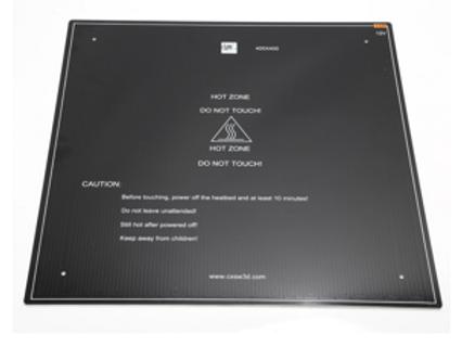 Creality Heated Bed (CR-10 S4)410 x 410 x 3mm