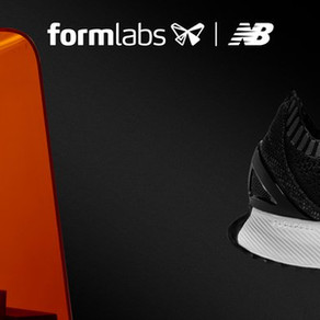 Continuous Innovation From New Balance and Formlabs