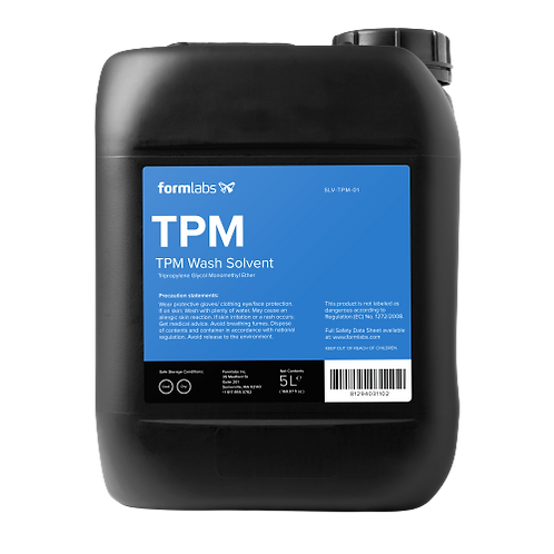 Formlabs TPM Wash Solvent 5L