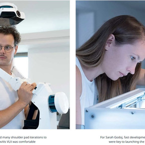 NavVisRapid: Prototyping wearable scanners with 3D printing