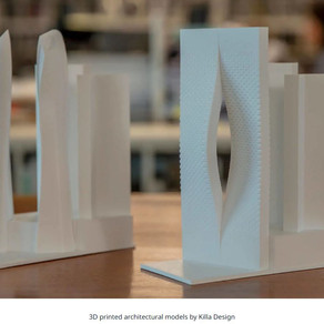 The benefits of 3D printing by technology and industry