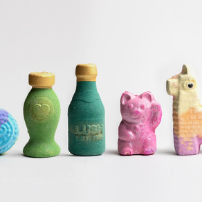 How Lush Cosmetics Take Ideas From Concept to Reality in Under 24 Hours with 3D Printing