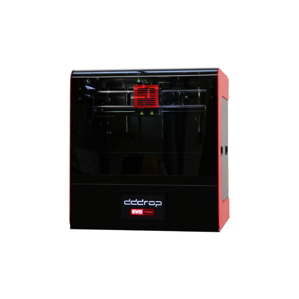 The dddrop 3D printers are all based on customer feedback