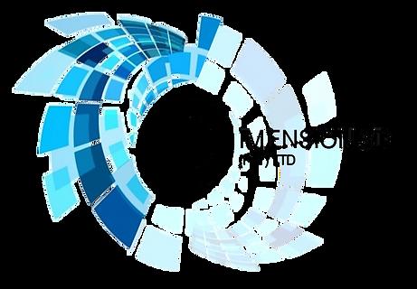 Dimension 3D logo