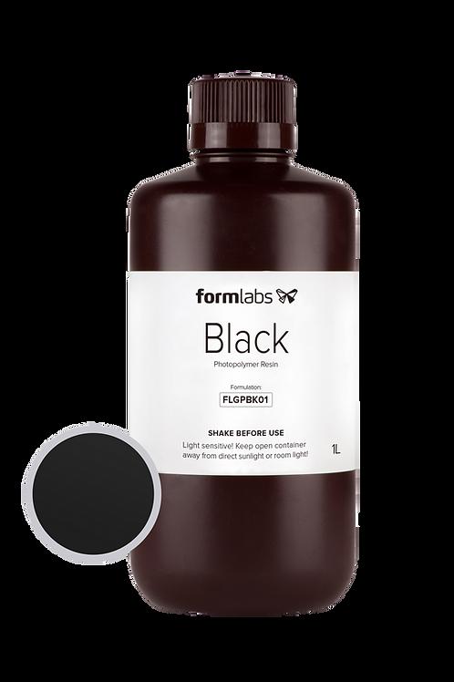 Form 1+ Black resin V2