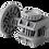 Thumbnail: Grey Pro Resin 1L Cartridge (Form 2/3/3B)(V1)