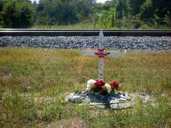 cross by rails