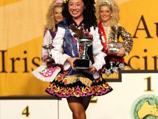 2015 Australian National Champion - Siobhan