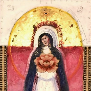 """""""The Intercession of Mary"""""""