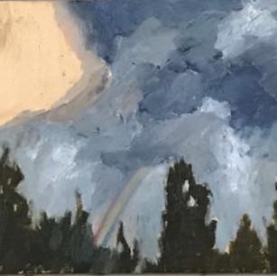 """July Rainbow"""