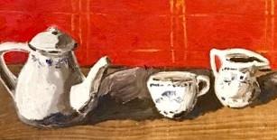 """Hibiscus Tea and Honey"""