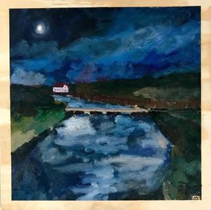 """""""Night Fishing"""""""
