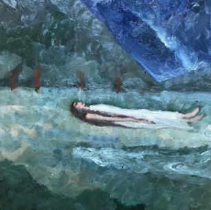 """The Dream of Levitation"" $750"