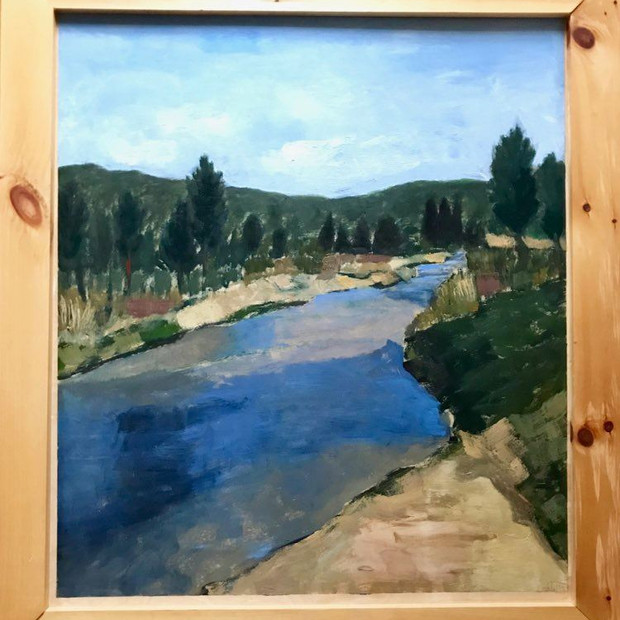 """The Big Thompson River"""