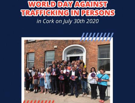 #CorkSaysNo to Human Trafficking