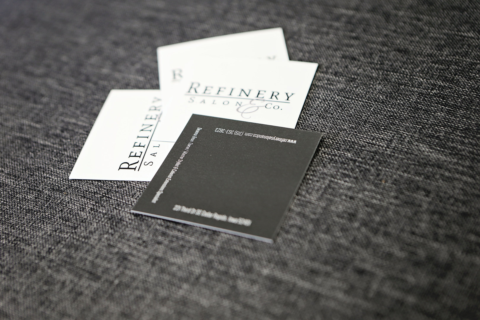 Refinery Cards