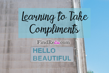 Learning to Take Compliments