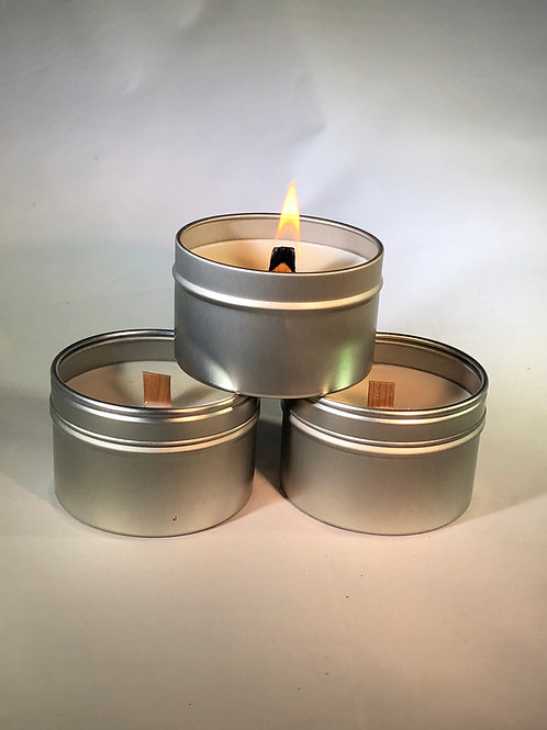Tin Soy Candle