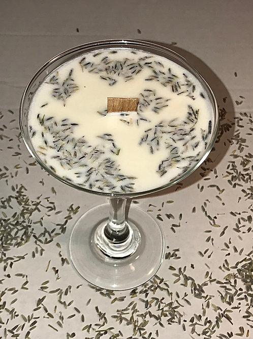 Lavender Martini Candle