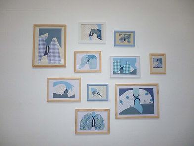Sarah-Barthe/Paper project/Centre d'art de Wazemmes/2012