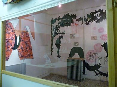 Sarah-Barthe/Promenons-nous dans les bois/Sous la tente/Bordeaux/2012