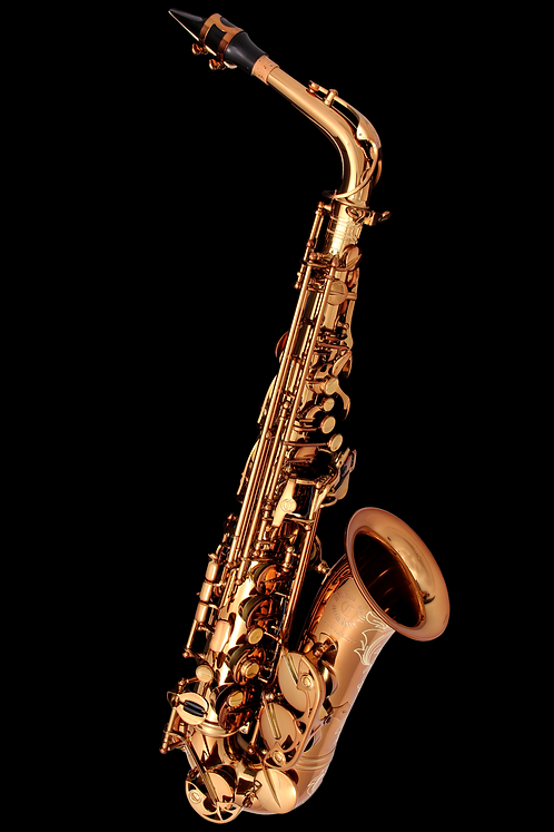 Cannonball 'Vintage Reborn' Alto Sax - Lacquer Finish