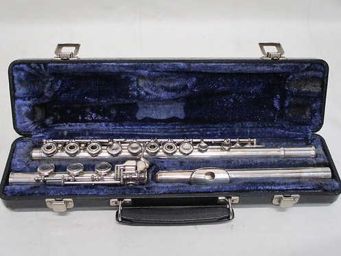 Armstrong Flute - Sterling Silver