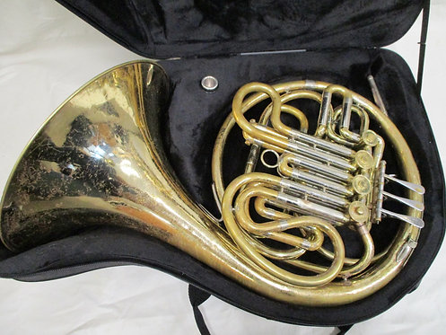 Olds Double French Horn