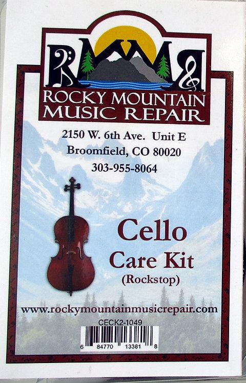 Care Kit - Cello (Rockstop)
