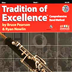 Tradition of Excellence - Book 1 - Oboe