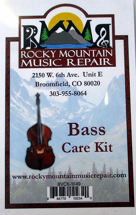 Care Kit - String Bass