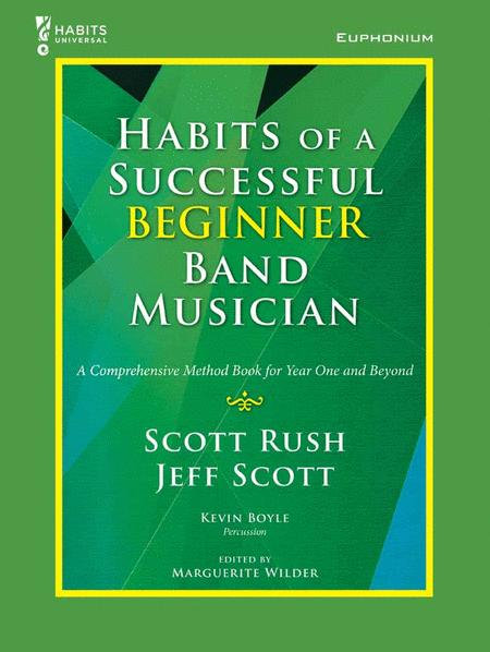 Habits of a Successful Beginner Band Book