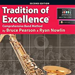 Tradition of Excellence - Book 1 - Tenor Sax