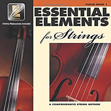 Essential Elements for Strings - Book 1 -Violin