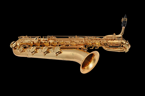 Cannonball Bari Sax - Lacquer Finish