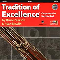 Tradition of Excellence - Book 1 - Bassoon
