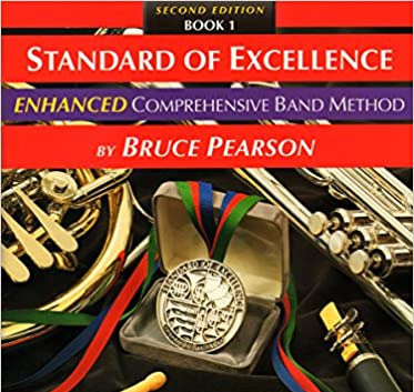 Standard of Exellence - Book 1