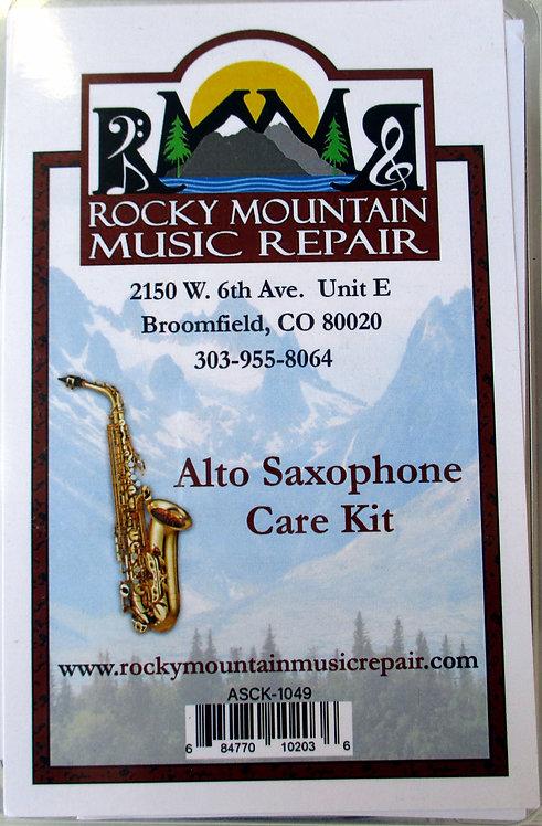 Care Kit - Alto Saxophone