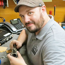 Brian Stevenson of Rocky Montain Music Repair
