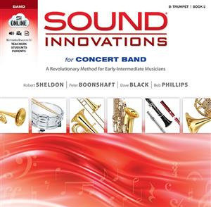 Sound Innovations for Band - Book 2